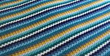 Crochet Blanket Patterns & Blanket Colour Packs / Crochet Blankets designed by Leonie Morgan, WoolnHook.