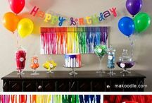 Party Ideas / by Traci Mosiman