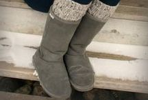 Boots Scarves and Apparel  / by Tammy DeRitis Adkins