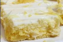 Dessert's / by Bertha Autry