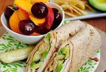 Healthy Lunches / by Donna Jacobs