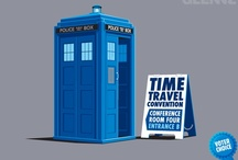 Doctor Who: A Collection of Geeky Greatness / by Julia Harrold