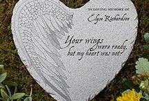 """Memorials / Let Loving Memories Live On ... With Personalized Remembrances from PMall.com. As a """"Thank You"""" for following us, use code PMALLPINS at checkout to get free shipping on orders of $65 or more! #memorial #personalizedmemorial #memorialgift #inmemory #memorialframe #memorialgarden #windchime #personalized #pmallgifts #personalizationmall #personalizedgift #inlovingmemory"""