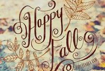 Autumn / by Lisa Bosley