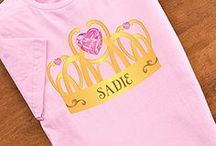 Princess Party! / Adorable Personalized Gifts and party ideas that are perfect for your little Princess! #princess #personalized #personalizationmall #pmallgifts #crown #princessparty #girlsparty #customgifts #giftsforgirls #princessgift #princesscrown #princesstiara #customgift