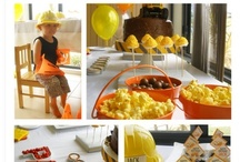 Toddler // Construction Party