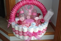 baby shower ideas / by Allison Badjue