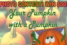 Pumpkin Photo Contest / by farm carolina