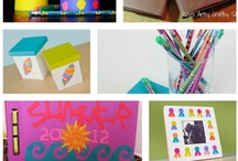 For the Classroom / Creative ways to inspire learning and brighten up the classroom! / by Astrobrights by Neenah Paper