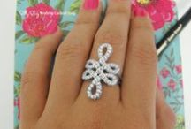 Silly Shiny Bellissimo Collection / Cold Clasic Diamond Jewelry