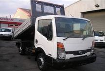 Used Vans / Used Vans at Channel Commercials PLC, Kent.