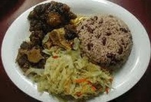 Caribbean recipes / by Allison Badjue