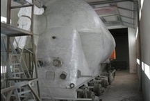 Shot Blasting in Kent / Channel Commercials have state-of-the-art Garnet fired shot blasting facilities in Ashford, Kent