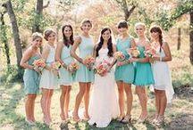Bridesmaid Gals