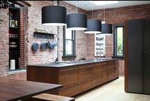 Loft: Kitchen