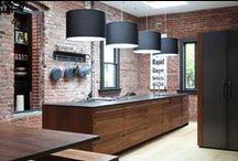 Loft: Kitchen