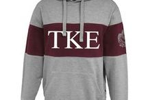 Tau Kappa Epsilon (TKE) / Tau Kappa Epsilon T Shirts, Sweatshirts, Gifts, and Gear