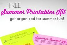 School's Out / Keep that creativity flowing this summer with these fun DIY projects and ideas. / by ASTROBRIGHTS®