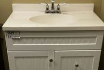 New Bathroom / items to consider for our new bathroom re-do / by Lora Bakalar