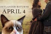 Outlander.... need I say more? / by Julia Harrold