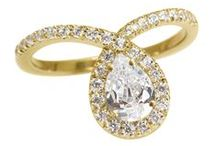 Yellow Gold Engagement and Diamond Rings / On this board you can find a verity of our sparkling and exquisite diamond jewelry design in yellow gold, with links to purchase ! Check it out now
