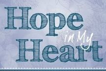 """Hope in My Heart: A Collection of Heartwarming Stories / My vision for the characters of my first book, an inspirational romance novella called """"Hope in My Heart: A Collection of Heartwarming Stories."""" As the reader, you're welcome to imagine my leading ladies and main men any way you want. I encourage your creativity and want you to be able to identify with most if not all of my characters. But here's what I had in mind..."""