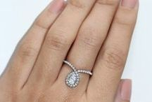 Perfect Engagement Rings / Find an engagement ring that's perfect for you ! or let me design the perfect engagement ring for you xo Silly Shiny Diamonds