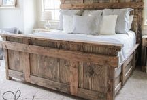 Bedroom ideas / by Mary Armstrong