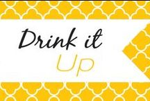Drink it Up / All drink related recipes can be found here. Hot beverages, iced beverages, kid friendly beverages, and adults only beverages! / by Joanna B (Everyday Made Fresh)