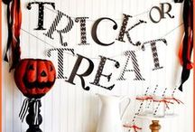 Halloween / by Kari Bancroft