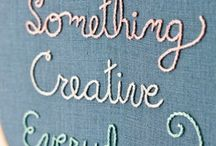 Crafty things / by Jennifer Girvan