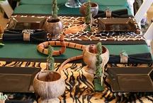 Jungle Safari Party / by Amy Sacson