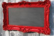 Chalkboard Paint It! / by Amy Sacson