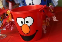 Elmo/Sesame Street Party / by Amy Sacson