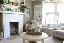 Home Decor / ideas & inspiration for any room / by Lynn Sheppard