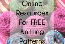 """.diy [crochet] / """"because sometimes the pattern isn't in knit""""   crochet   patterns   tools   instructions   DIY"""