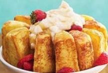 Breakfast / Breakfast recipes pancakes, casseroles, & eggs!! / by Candice Sayers Zeller