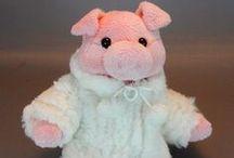 Piggy Dressed-Up
