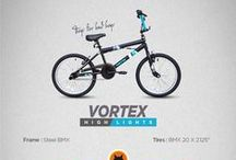 """Bmx Bikes / BMX is specialy designed bicycle with small 20"""" wheels that allow riders to achieve greater precision and acceleration"""