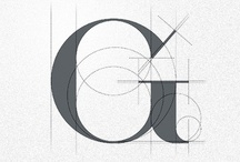 DESIGN: Type & identity / by Marie Kyle