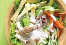Salads / For the Lighter Days!! / by Felicia Mathis