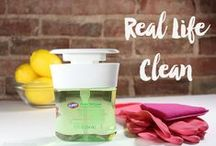 """.cleaning / """"cleaning is a necessity, but I'd rather be having a glass of wine""""   cleaning   housework   routines   DIY   natural"""