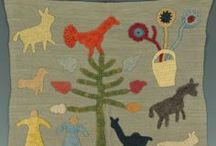 folk art / by Fine Little Day
