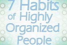 Organize It! / by Amy Elkins