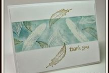 Card - Stampin Up / by Patricia S
