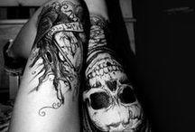 Tattoos :) / by Mindy Christen