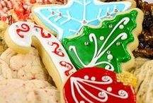 Christmas Cookies & Treats / Christmas Cookies and Sweet Treats makes ...