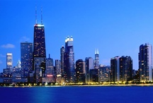 My Town Chi-Town/Chicago / by Felicia Mathis