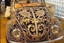 Decorated Volkswagens