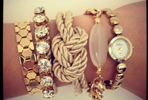 Bangles, Bracelets & Cuffs  / by Felicia Mathis